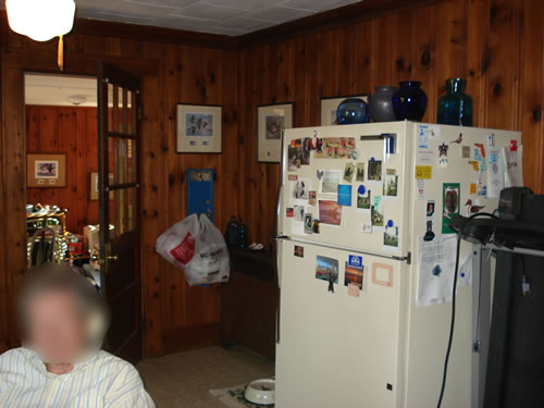 Kitchen 1 Before and After